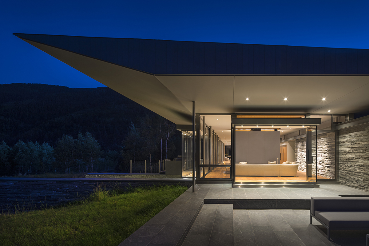 Independence Pass Residence Architect Magazine Bohlin