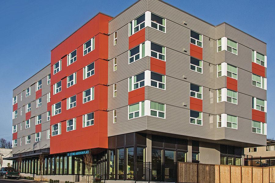 Homeless Seniors Vets Find New Home In Seattle Housing