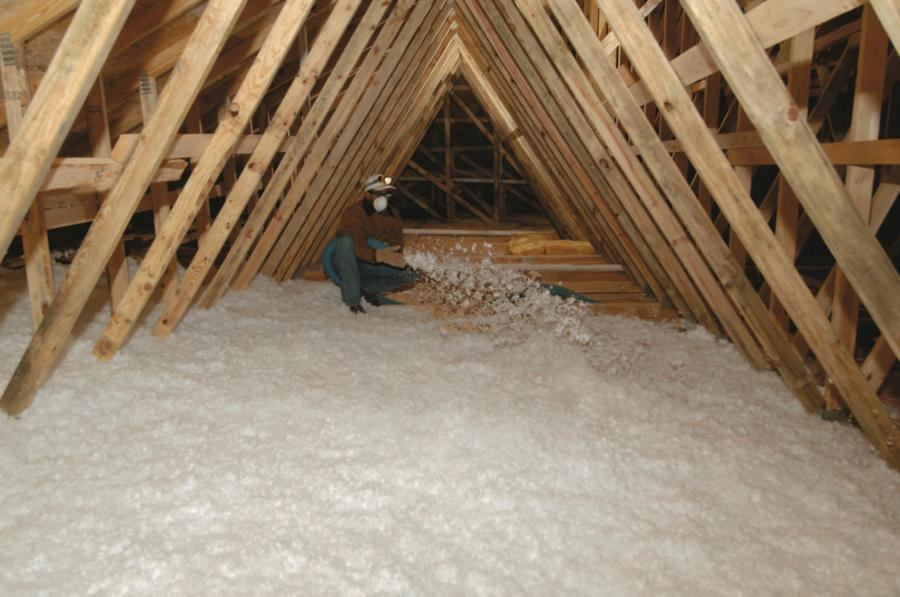 Insulsafe Sp Blown In Fiberglass Insulation By Certainteed