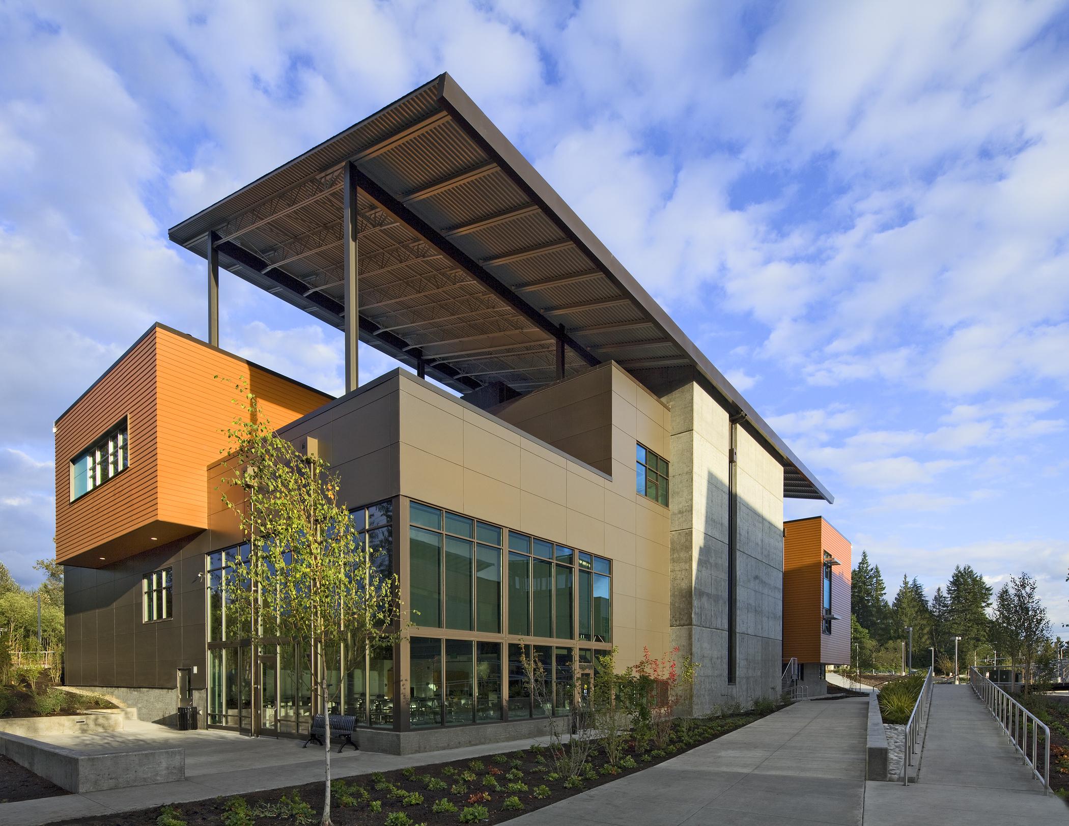 Marysville Getchell High School | Architect Magazine | DLR Group,  Marysville, WA, USA, Education, New Construction, Modern, Other 2011, AIA    National ...