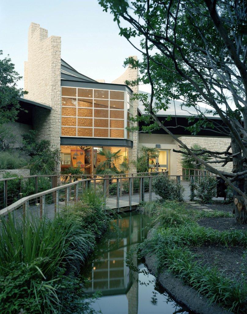 Museum Of Living Art Mola Fort Worth Zoo Architect Magazine Bennett Benner Partners