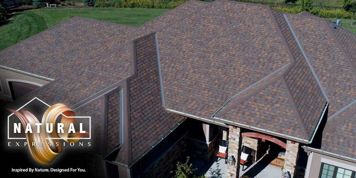Atlas Roofing Offers New Natural Expressions Color Palette
