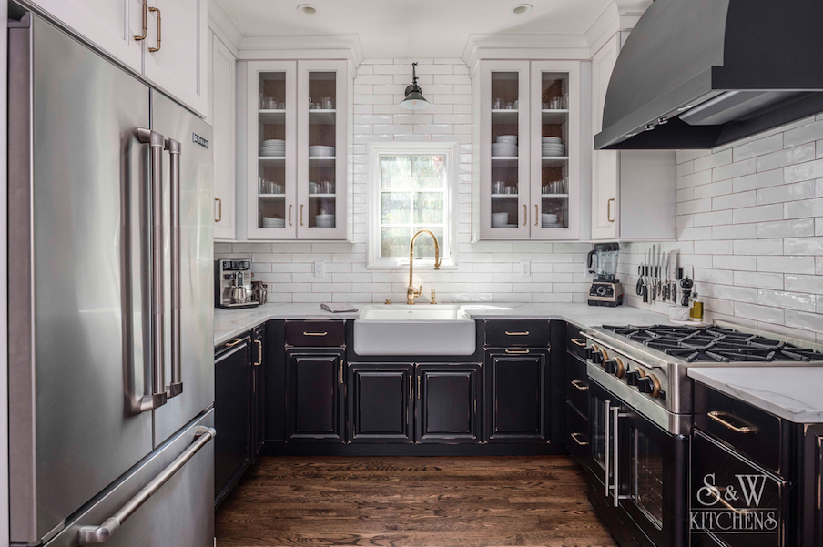1920s Classic Kitchen Remodeling