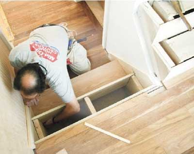 Installing Housed Treads And Risers Jlc Online