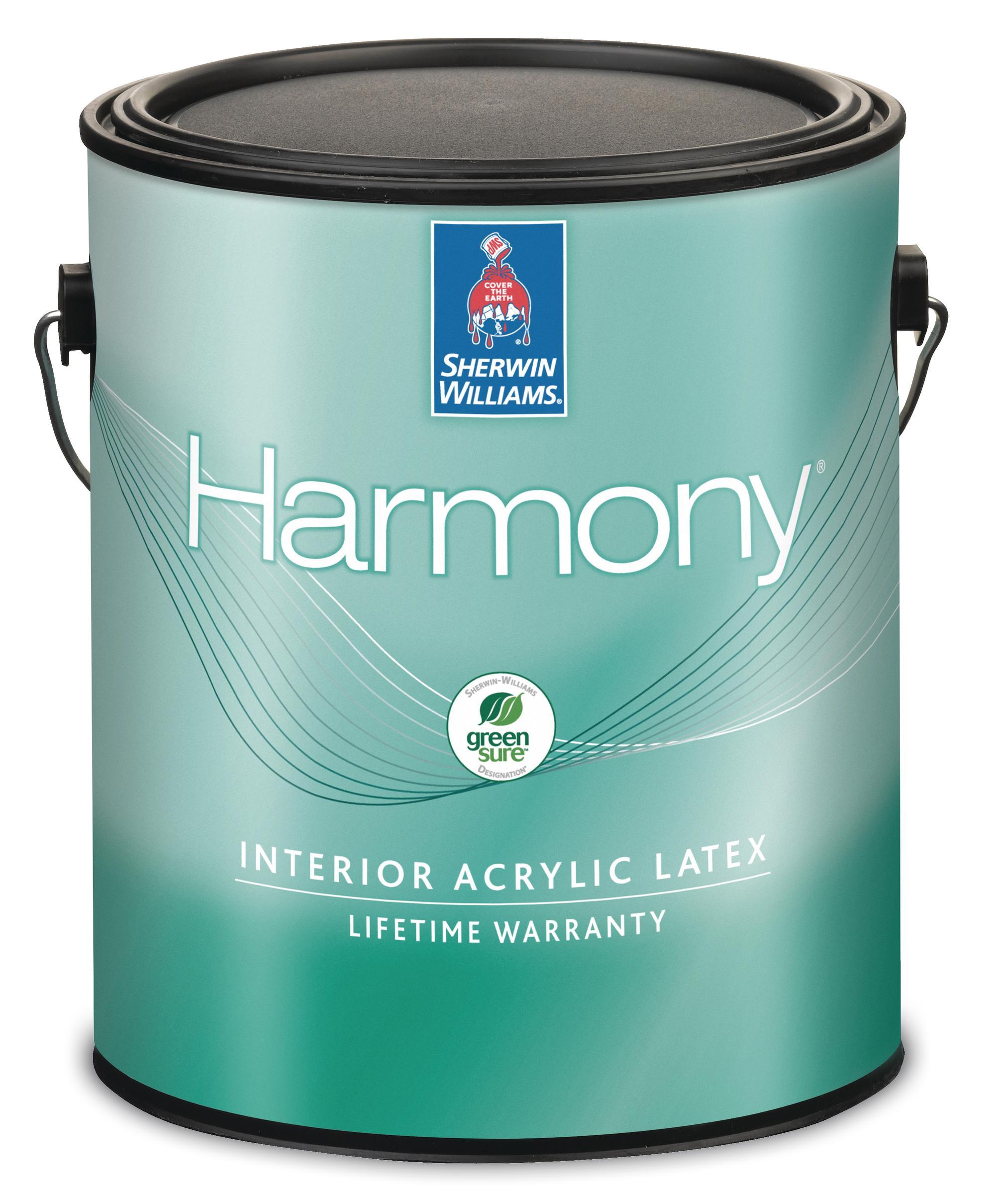 Sherwin Williams Vs Behr Interior Paint: Sherwin-Williams Reformulated Harmoney Latex Paint