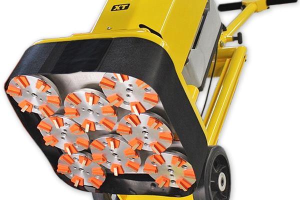 Werkmaster Titan Xt Surface Prep Machine Concrete
