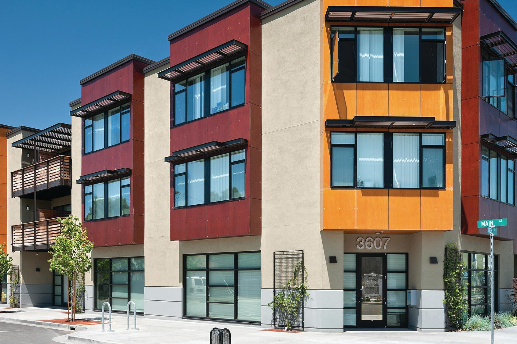 Ehda merit award main street village apartments - Garden village apartments fremont ca ...