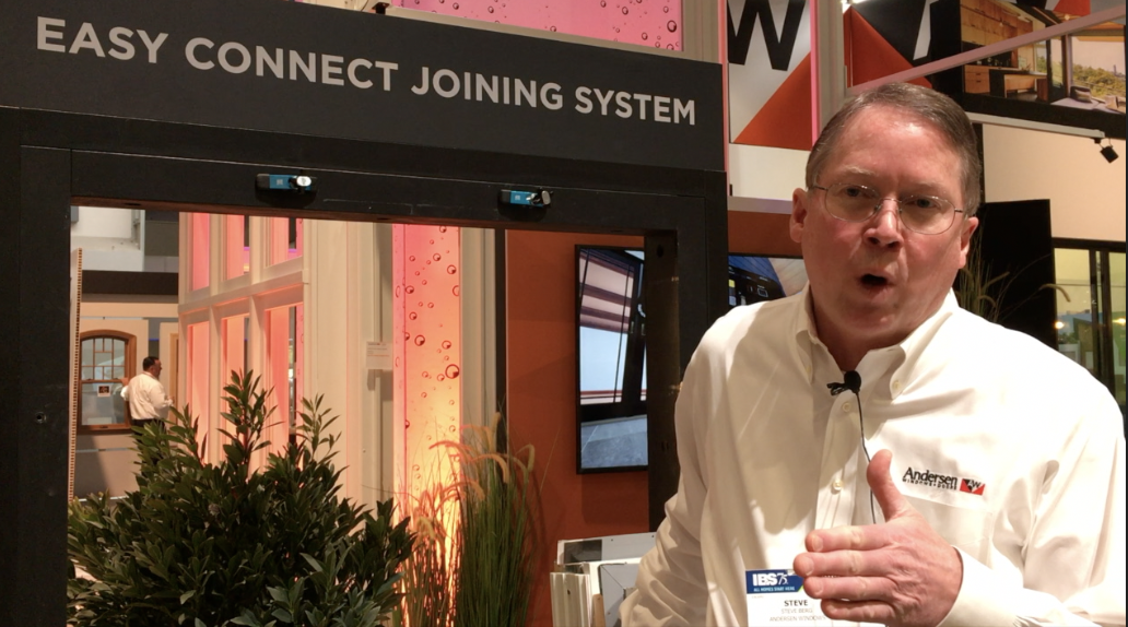 Ibs 2019 Andersen Windows Easy Connect Joining System