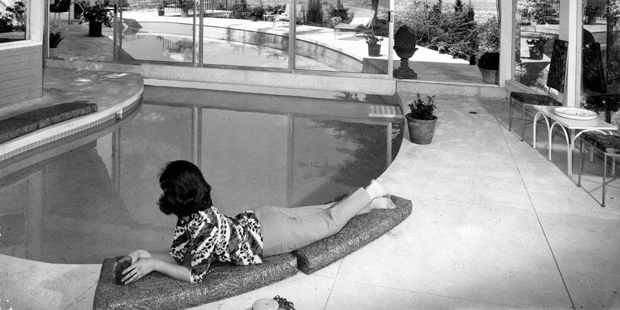 The History Of Concrete Pools The People S Pool Pool