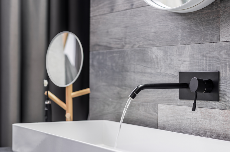 2020 Will See More Black In Bathrooms Remodeling