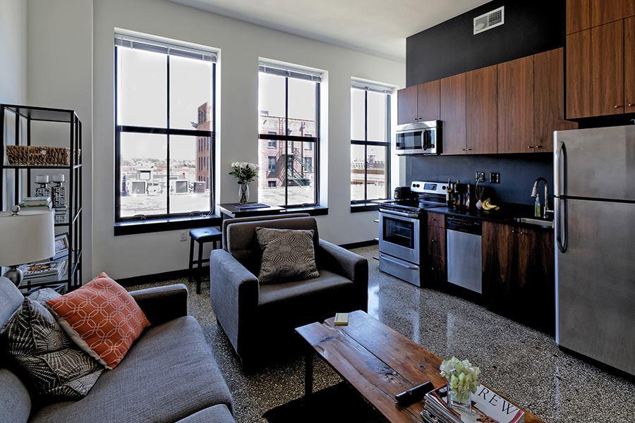 Rehabbed New Dealu2013Era Building Helps Revive Shenandoah Valley Town |  Multifamily Executive Magazine | Adaptive Reuse, Loft, Mixed Use  Development, ...