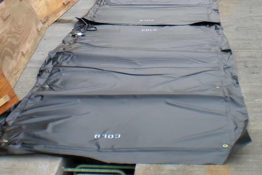 Powerblanket Electric Curing Blankets Concrete