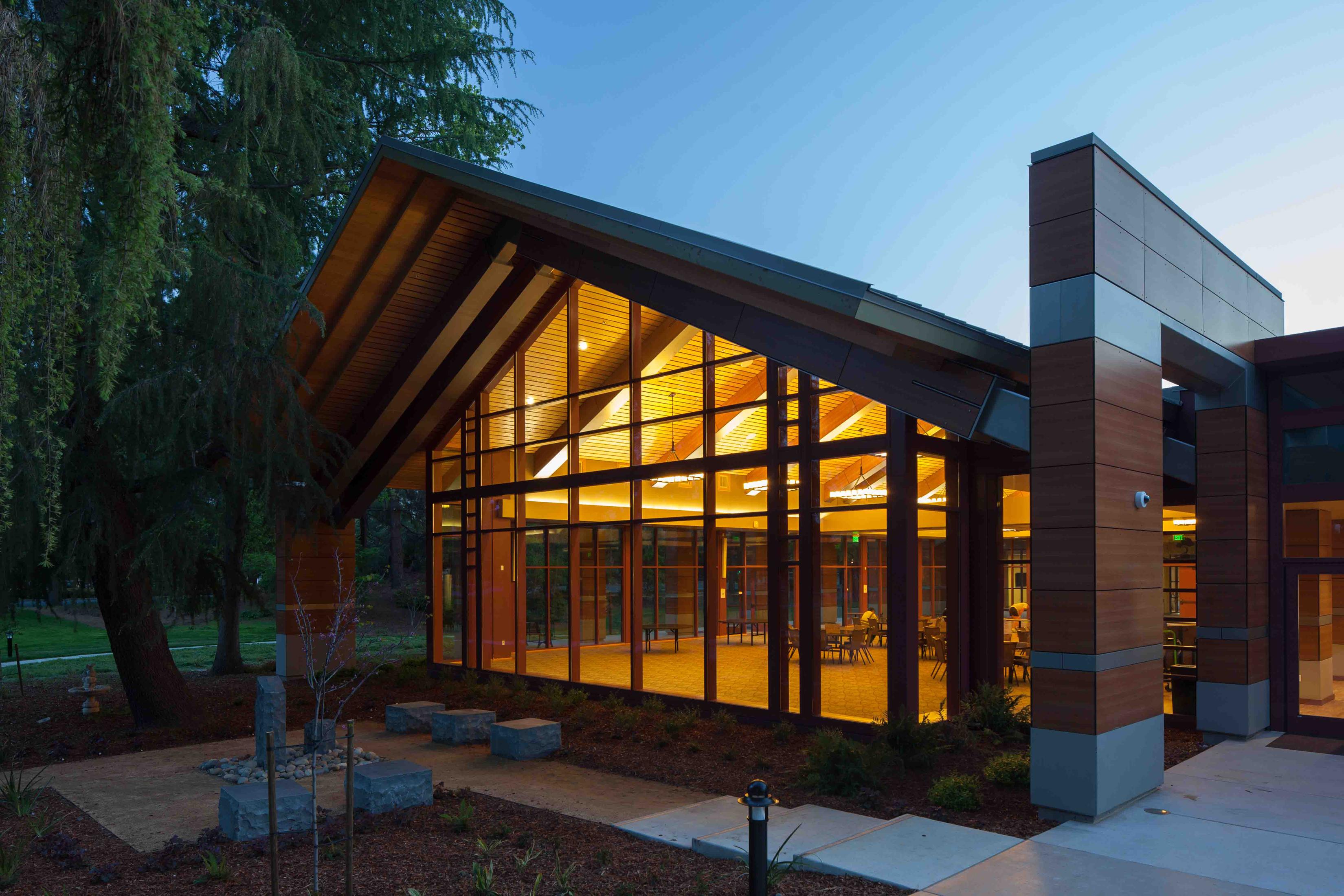 Pleasant Hill Community Center Architect Magazine