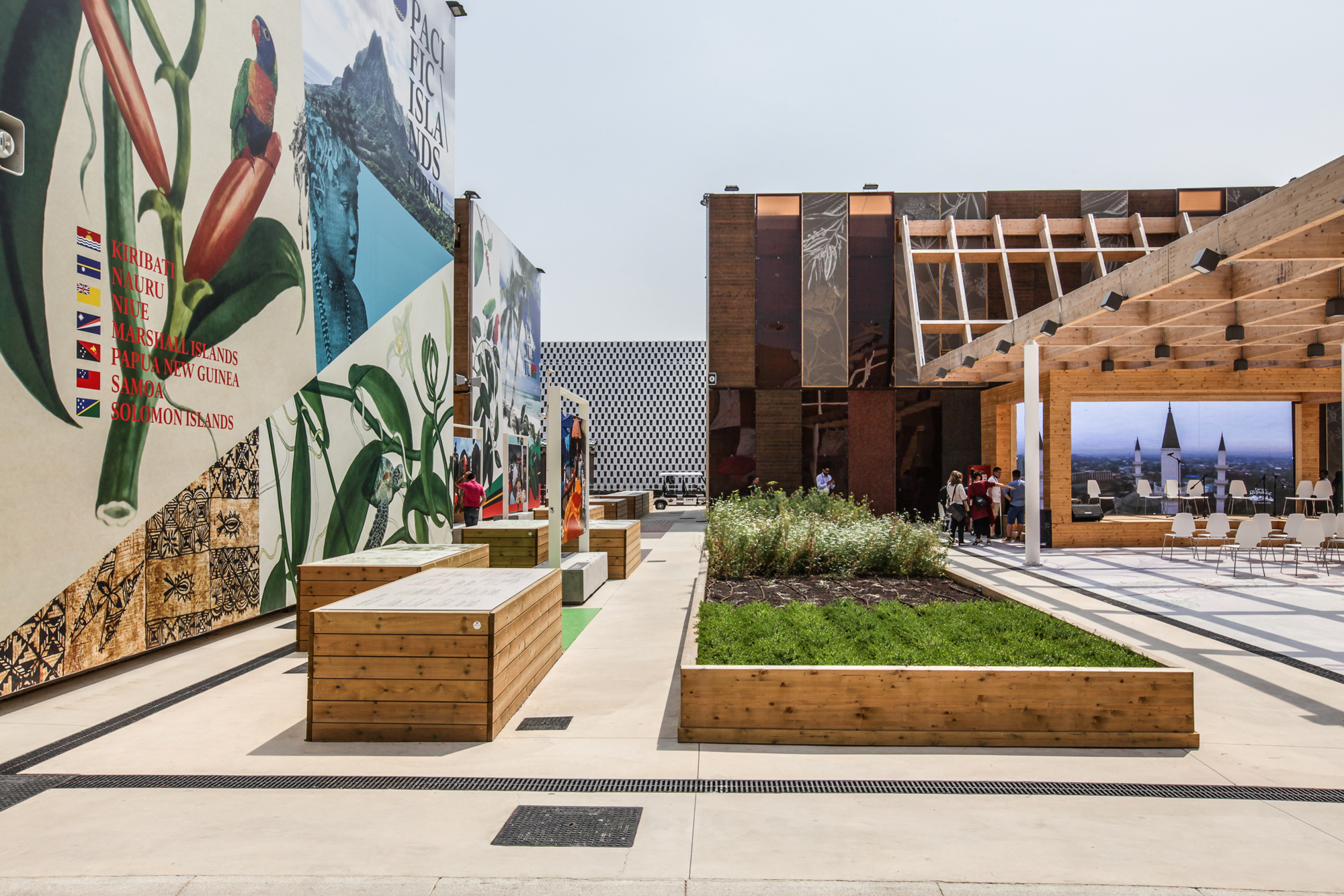 Milan Expo 2015: Word of Spices Cluster | Architect Magazine