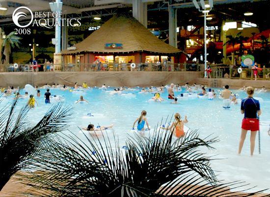 Kalahari Resort Aquatics International Magazine Award Winners Pools Sandusky Oh