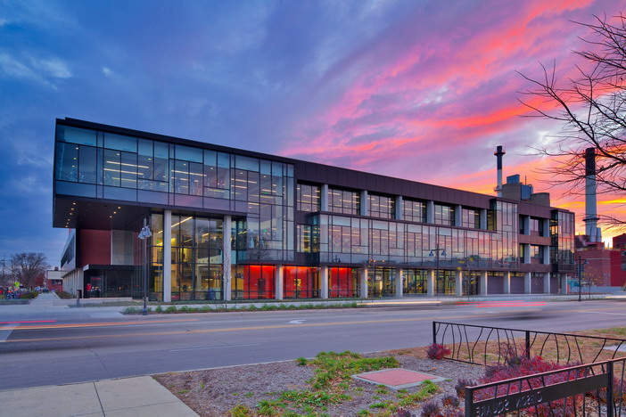 University of iowa campus recreation wellness center - College of design construction and planning ...