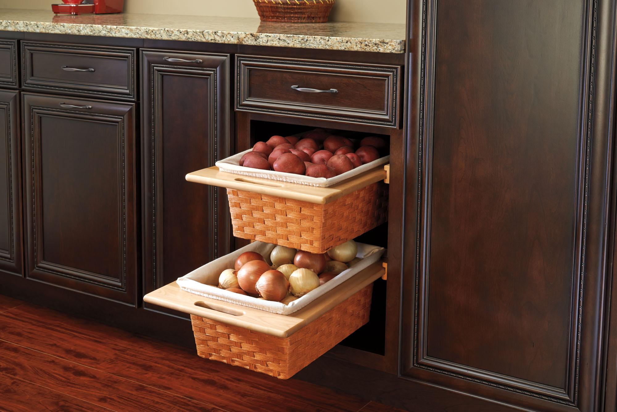 Produce Storage Ideas For Your Backyard Garden Bounty