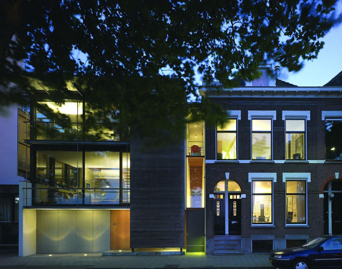 House With Studio Architect Magazine Mecanoo