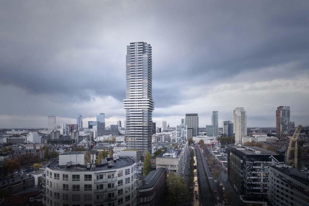 Cooltoren Rotterdam Architect Magazine