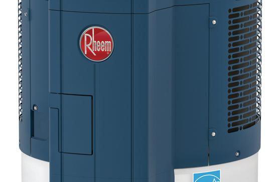 Rheem Air Source Hp 50 Water Heater Builder Magazine