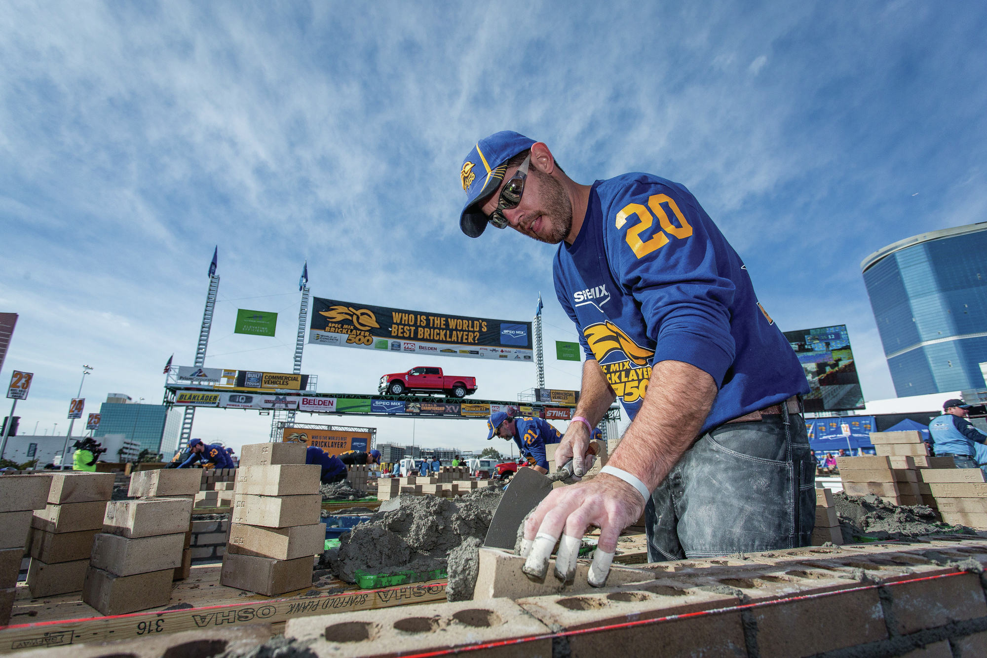 Bricklayer 500 Winners Announced Concrete Construction