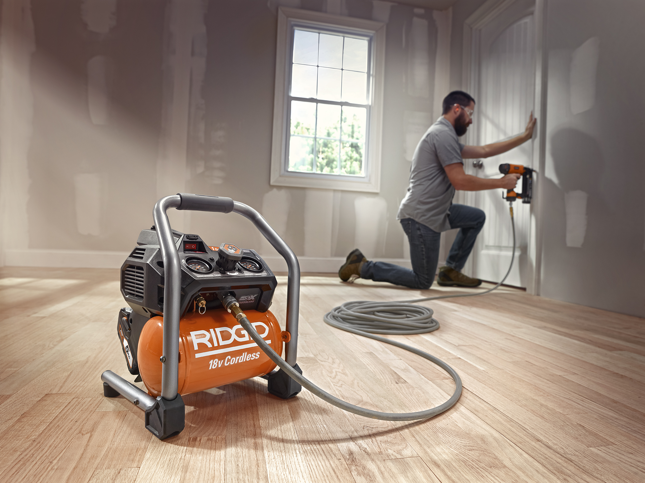 A Cordless Propane Heater And More New Tools From Ridgid