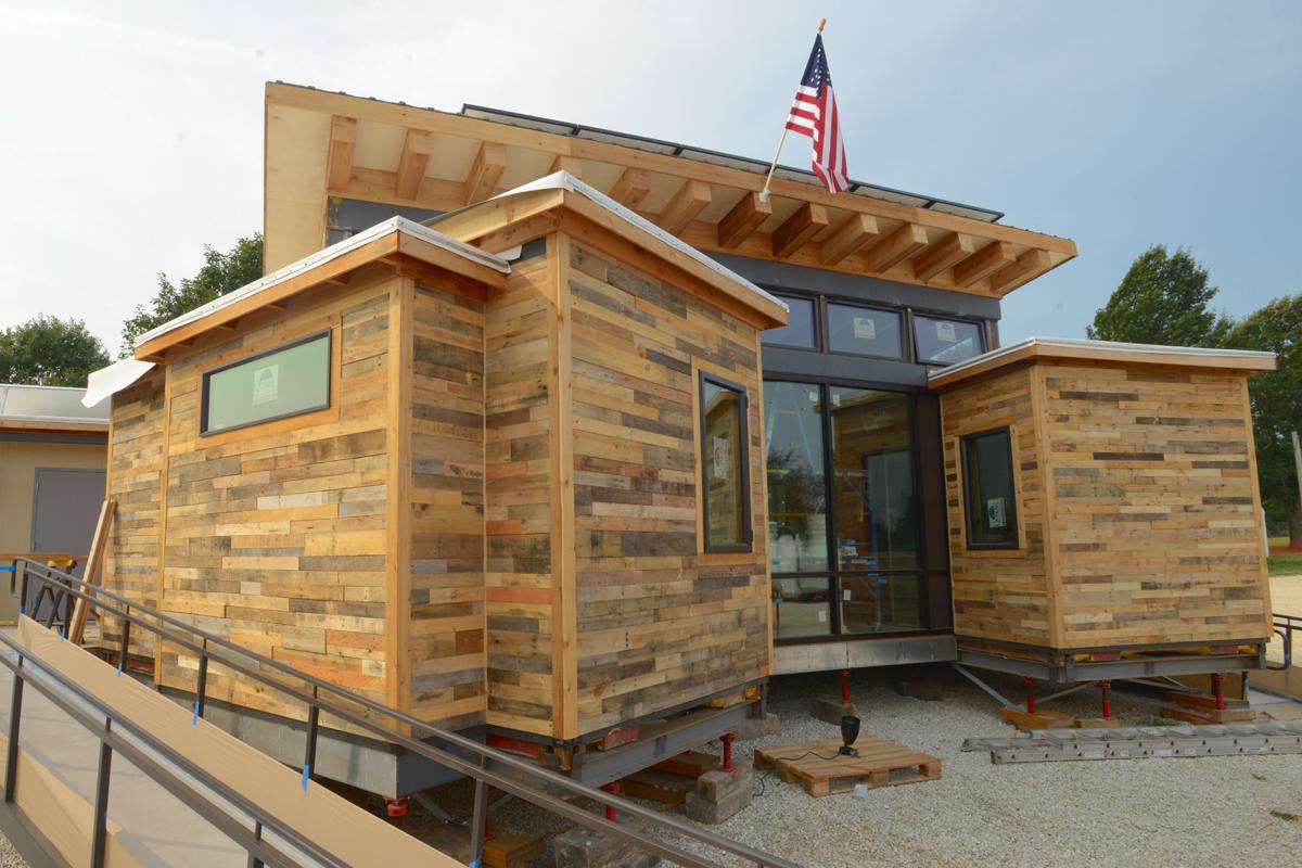 2015 Solar Decathlon: Nest Home   Architect Magazine   Missouri ...
