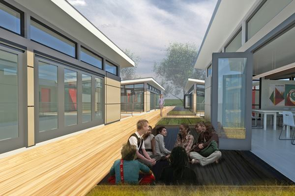 Perkins Will Develops Sprout Space From Award Winning Concept Into Working Prototype Architect
