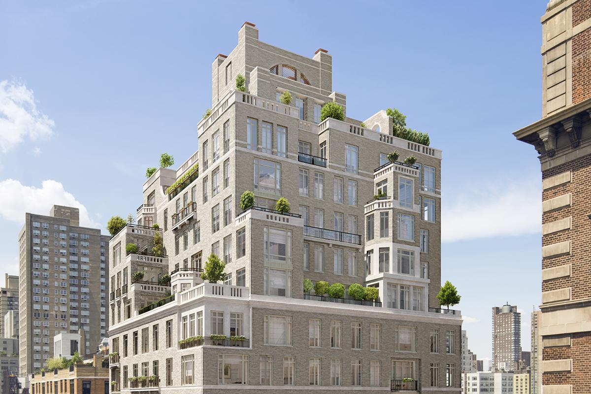 20 East End Avenue Architect Magazine Robert A M