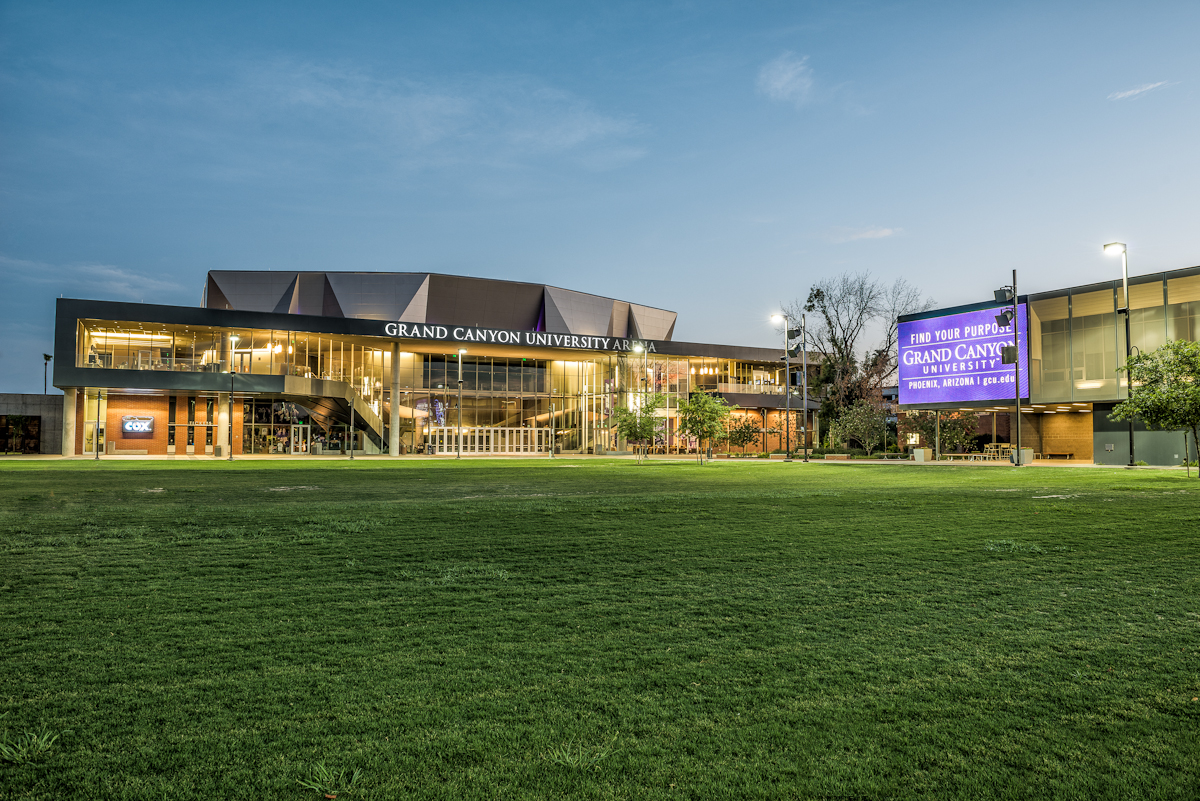 Grand Canyon University Arena Architect Magazine