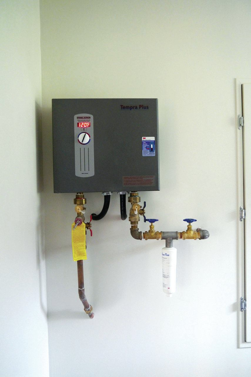 Electric Water Heating For A Low Load Home Jlc Online