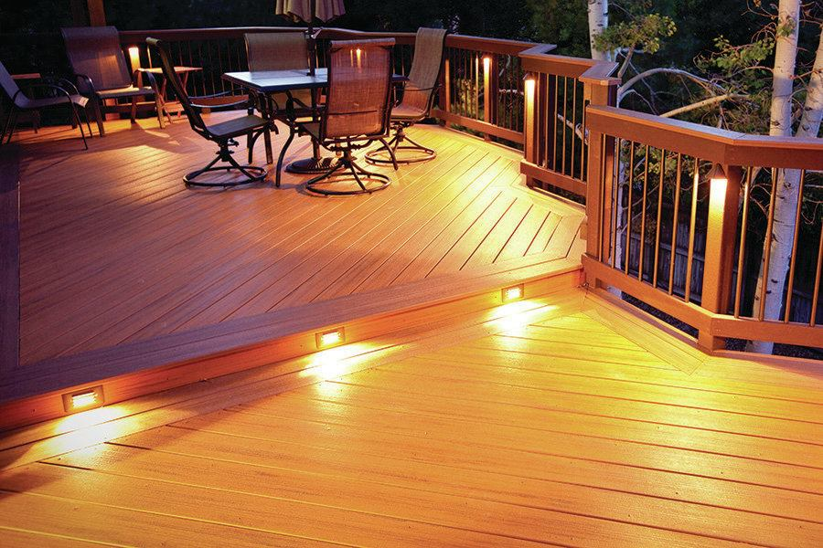 Deck Lighting Boosts Sales Professional Deck Builder