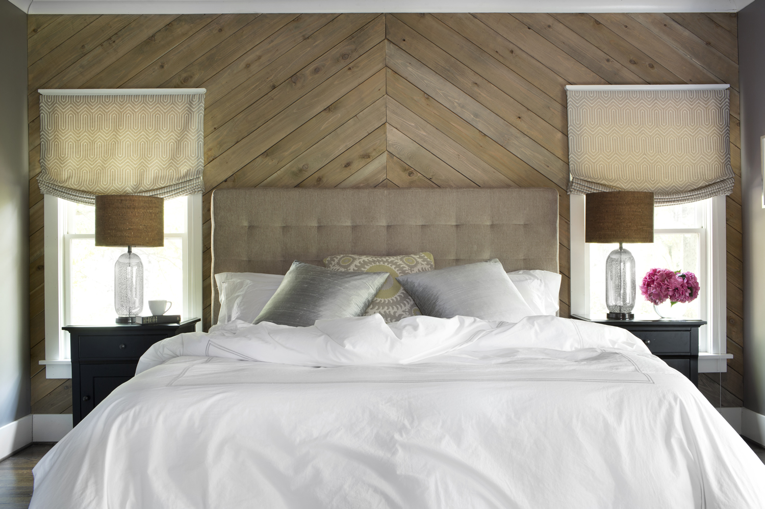 Wood Feature Wall Tips | JLC Online | Wood, Walls, Interiors