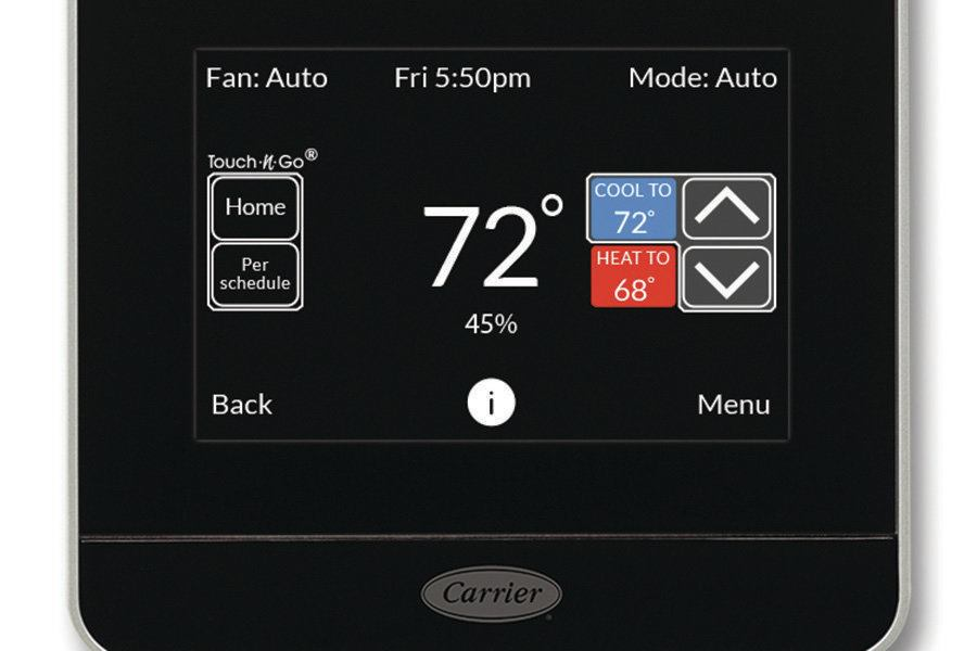 Carrier Cor Smart Thermostat