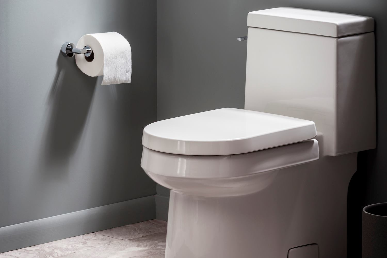 Gerber Adds One-Piece Toilet to Wicker Park Suite | JLC Online