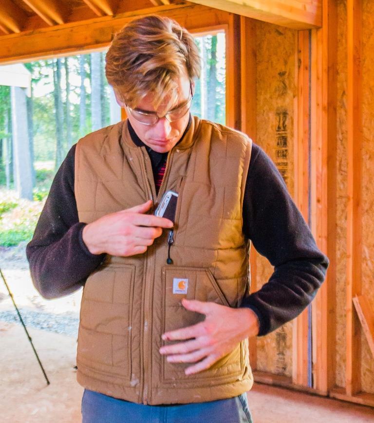 Carhartt Brookville Vest Tools Of The Trade