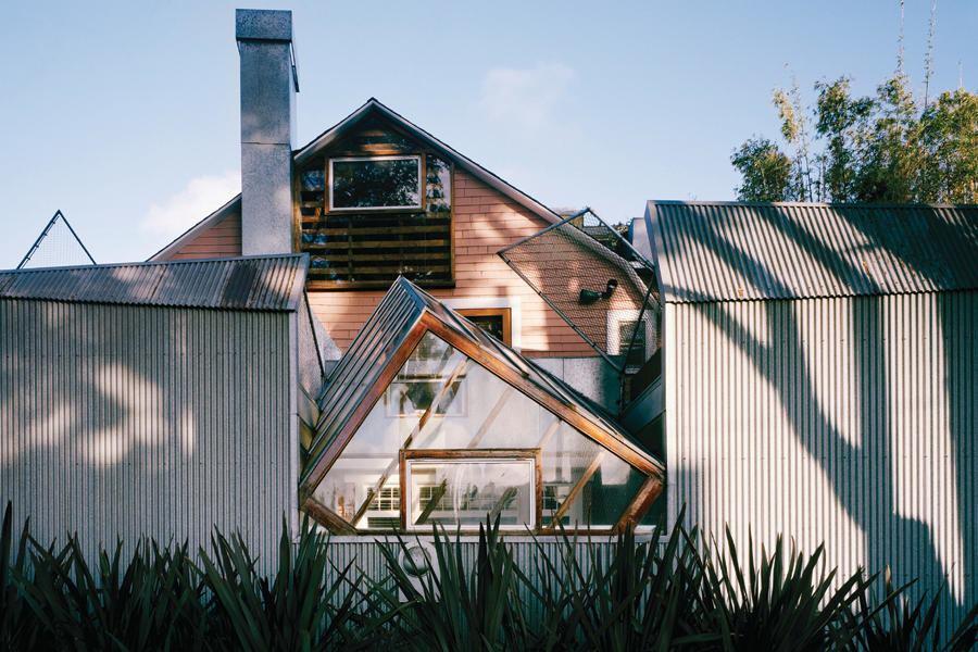 Frank gehry 39 s house architect magazine architects - Residence calistoga strening architects californie ...