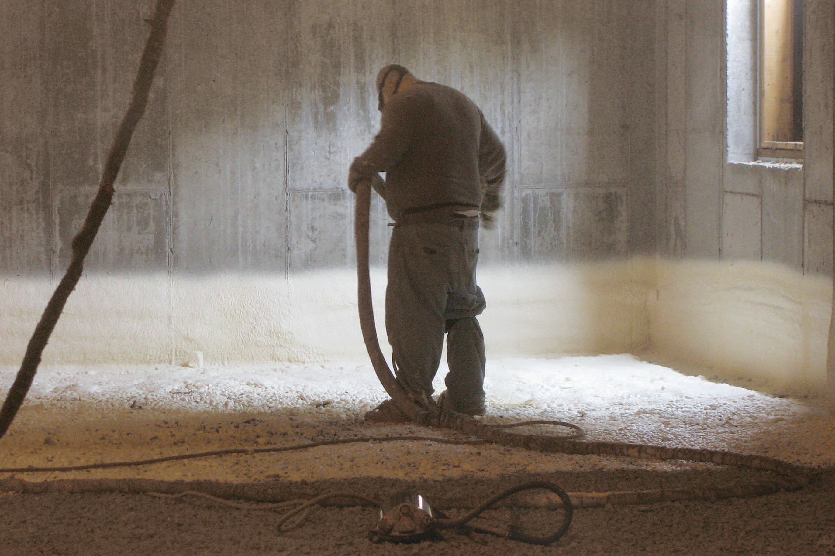 Insulating A Slab With Spray Foam Jlc Online
