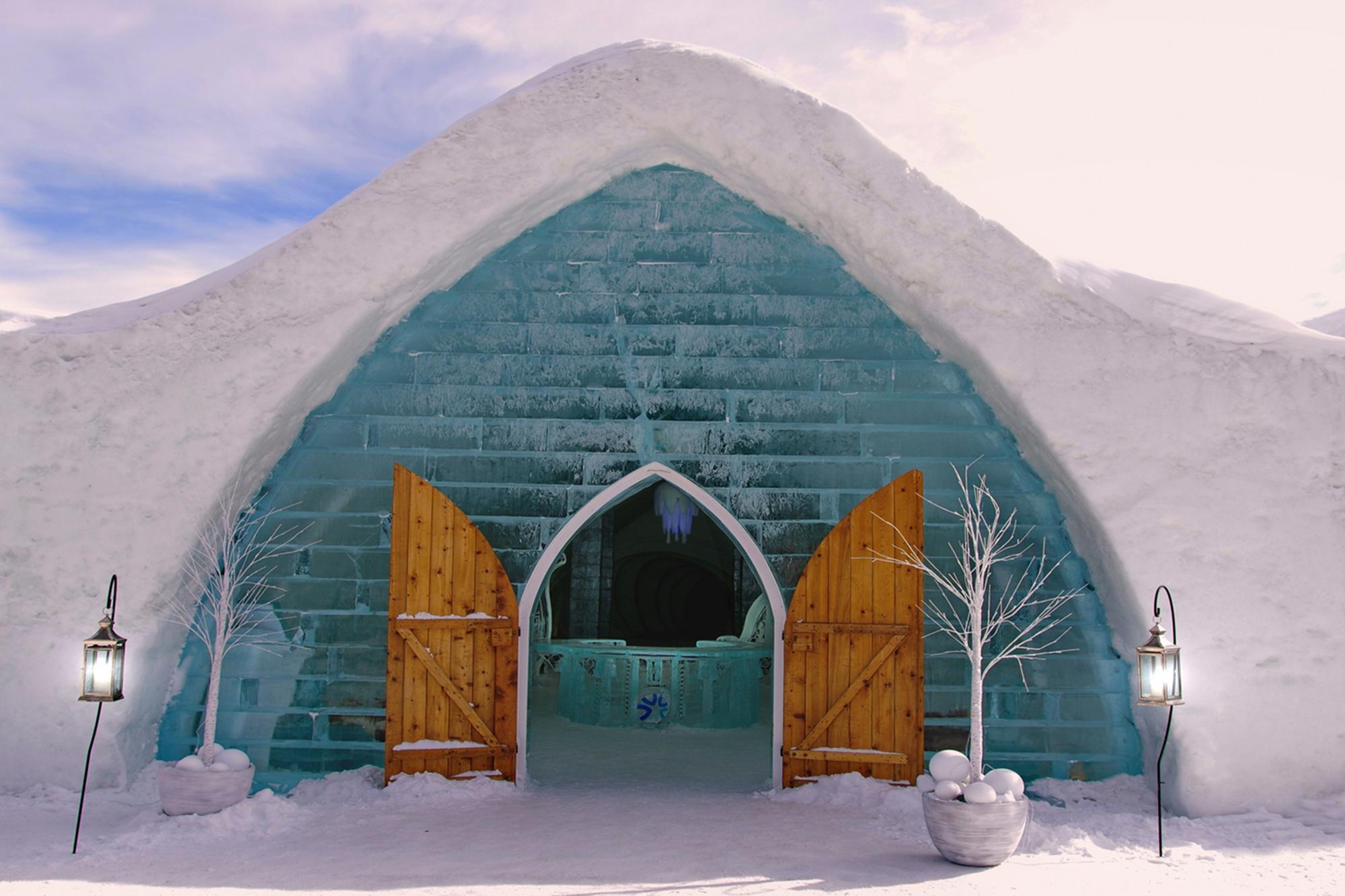 A Promising Future For Ice Architecture Architect Magazine