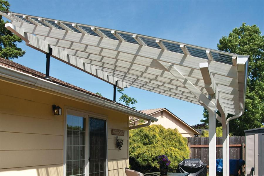 How To Build A Flat Roof Patio Cover Designs