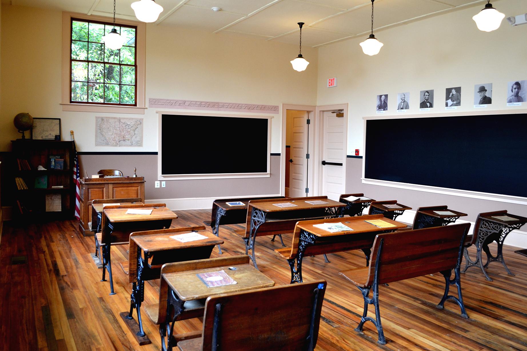 Remembering the Rosenwald Schools | Architect Magazine | Education ...