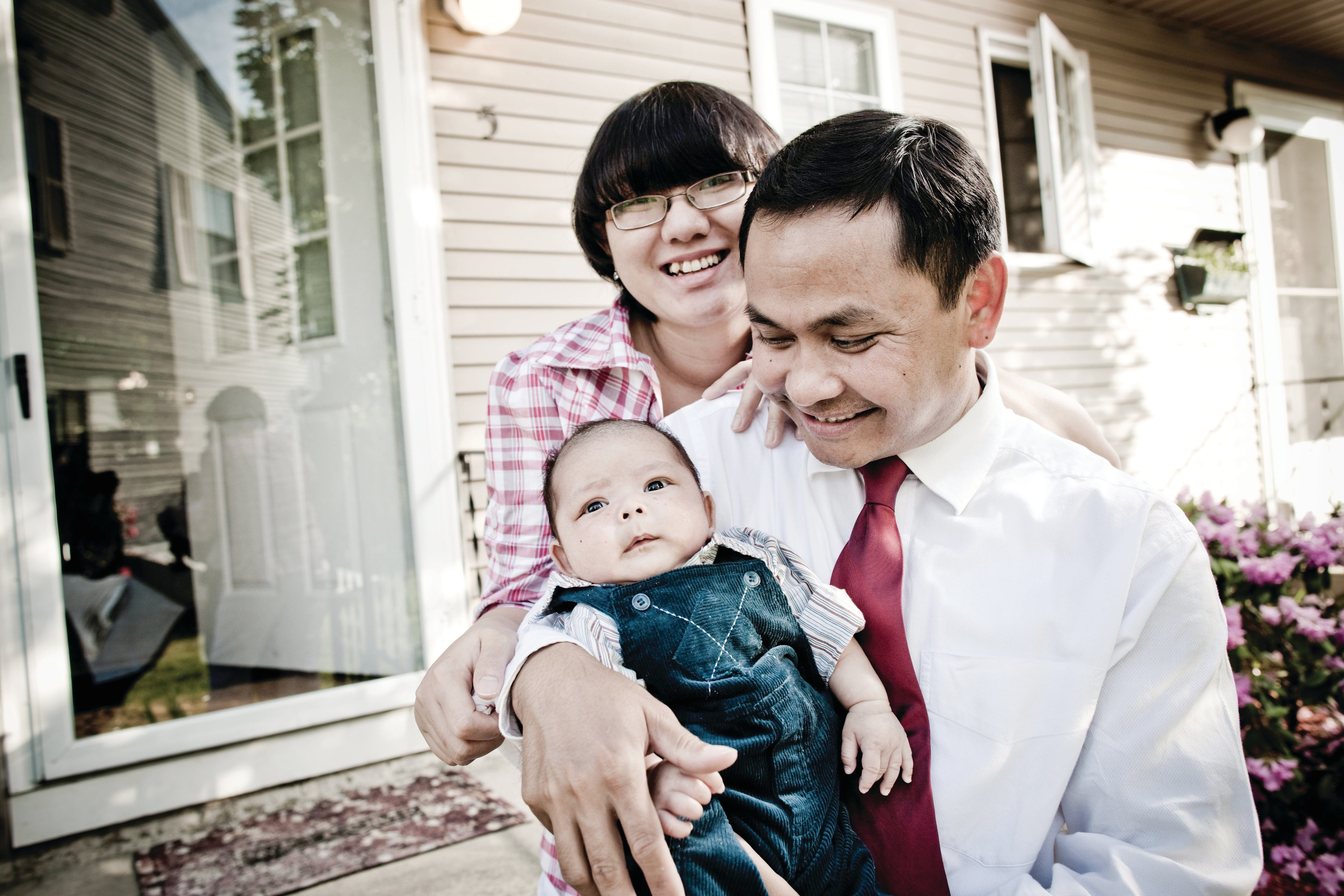 Owning A Home Is Still The Dream Of Immigrants Builder