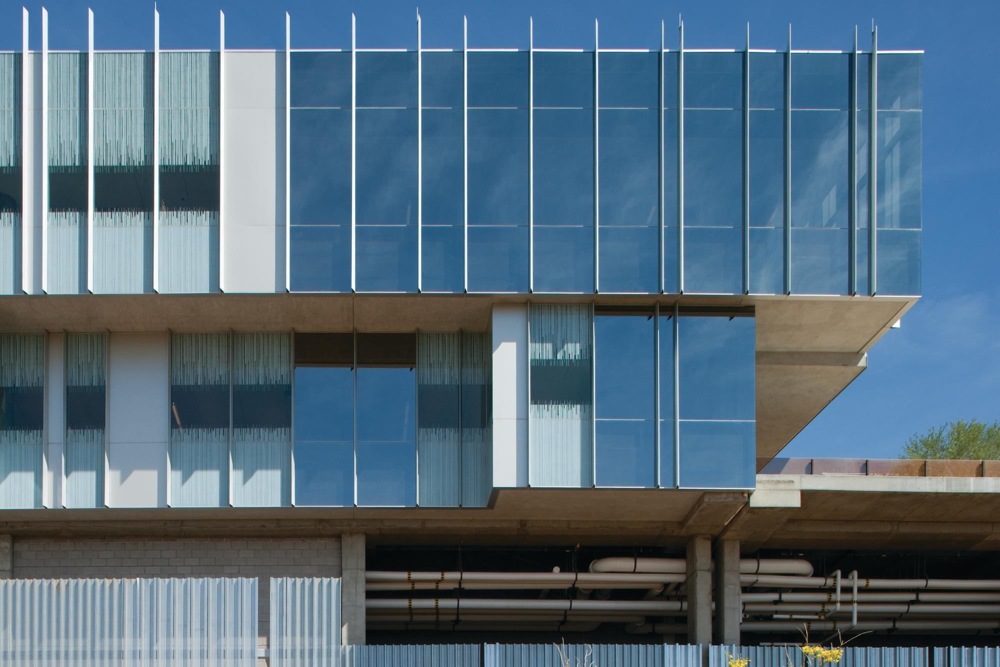 Henkel Headquarters Architect Magazine Office Projects Development Curtain Walls