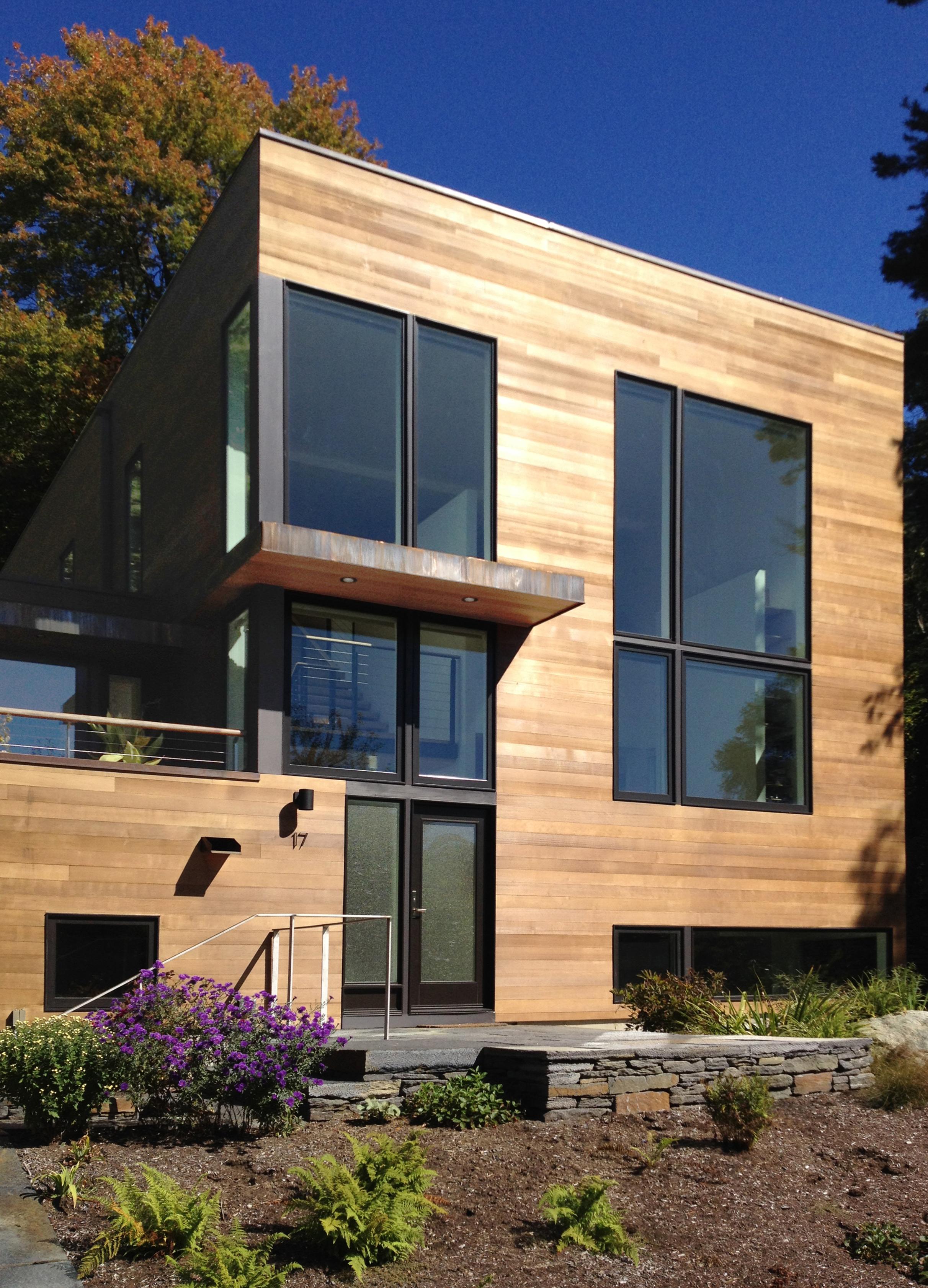 custom prefab house architect magazine ruhl walker architects rh architectmagazine com