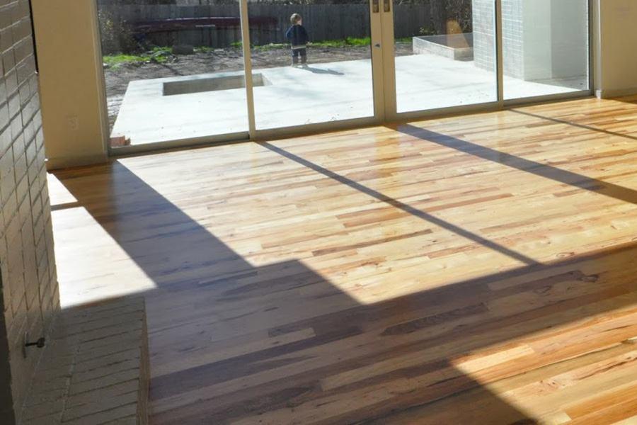 Bona Mega Satin Review Pecan Floor Custom Home Magazine