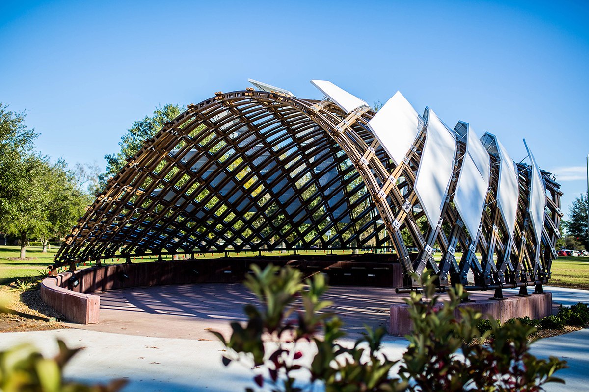 Lafayette Strong Pavilion Architect Magazine