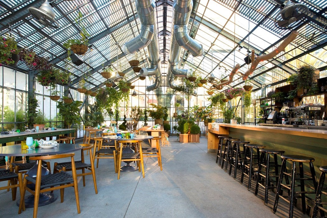 Innovative Architectural Solutions for Restaurant Gardens ...