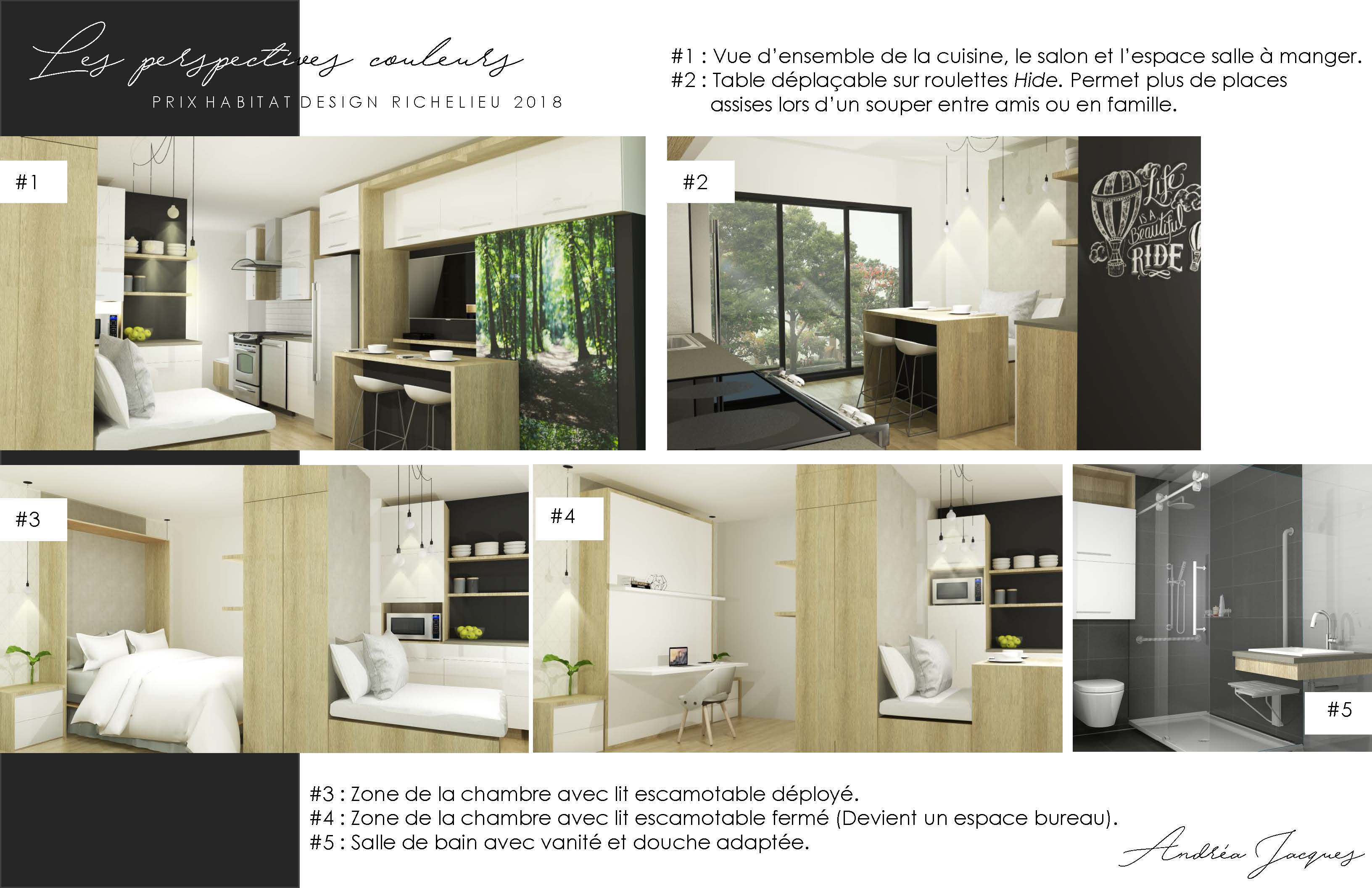 Oh My Mag Salle De Bain ~ universal design features give these apartment sized spaces extra