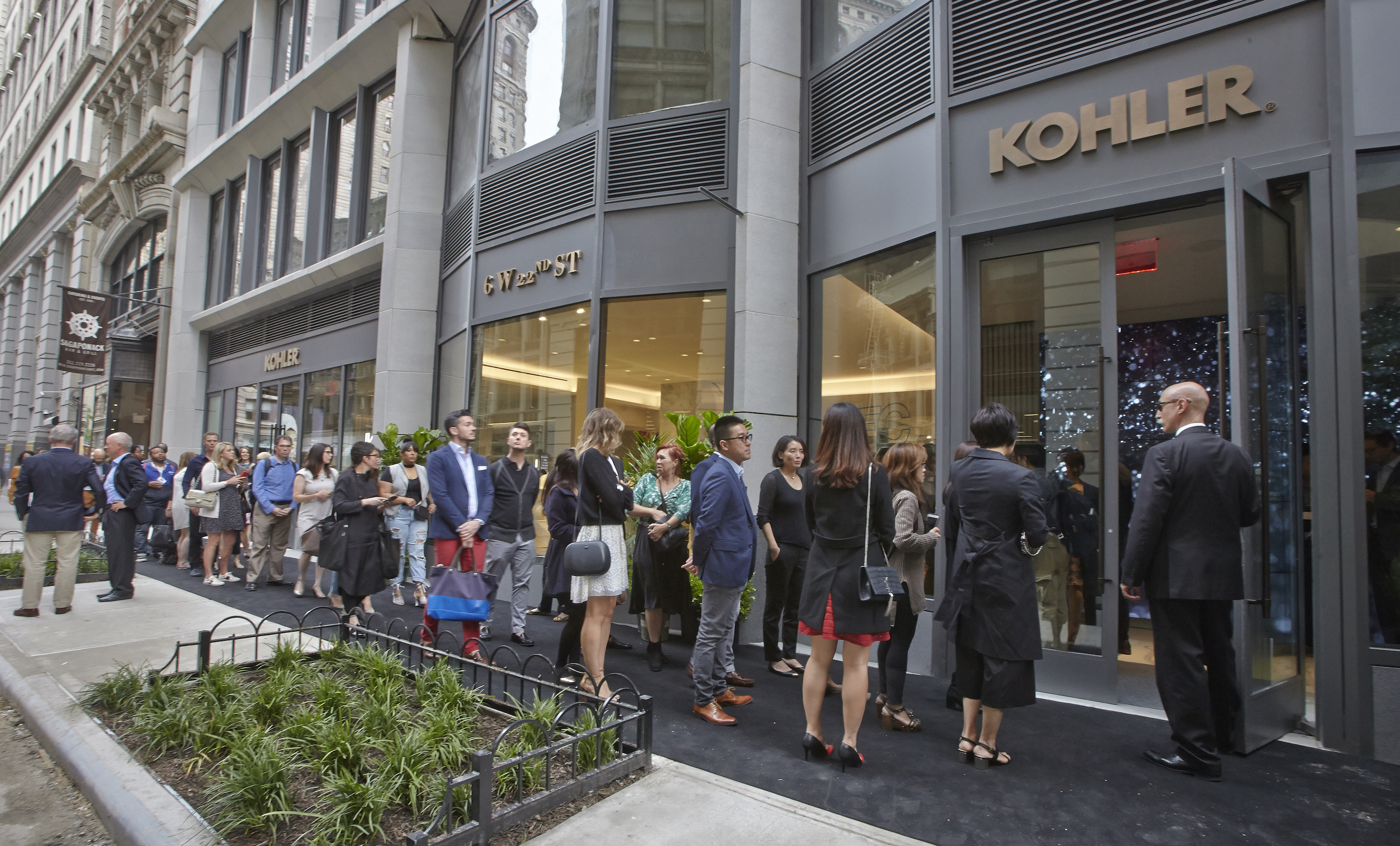Kohler Launches Nyc Experience Center Builder Magazine