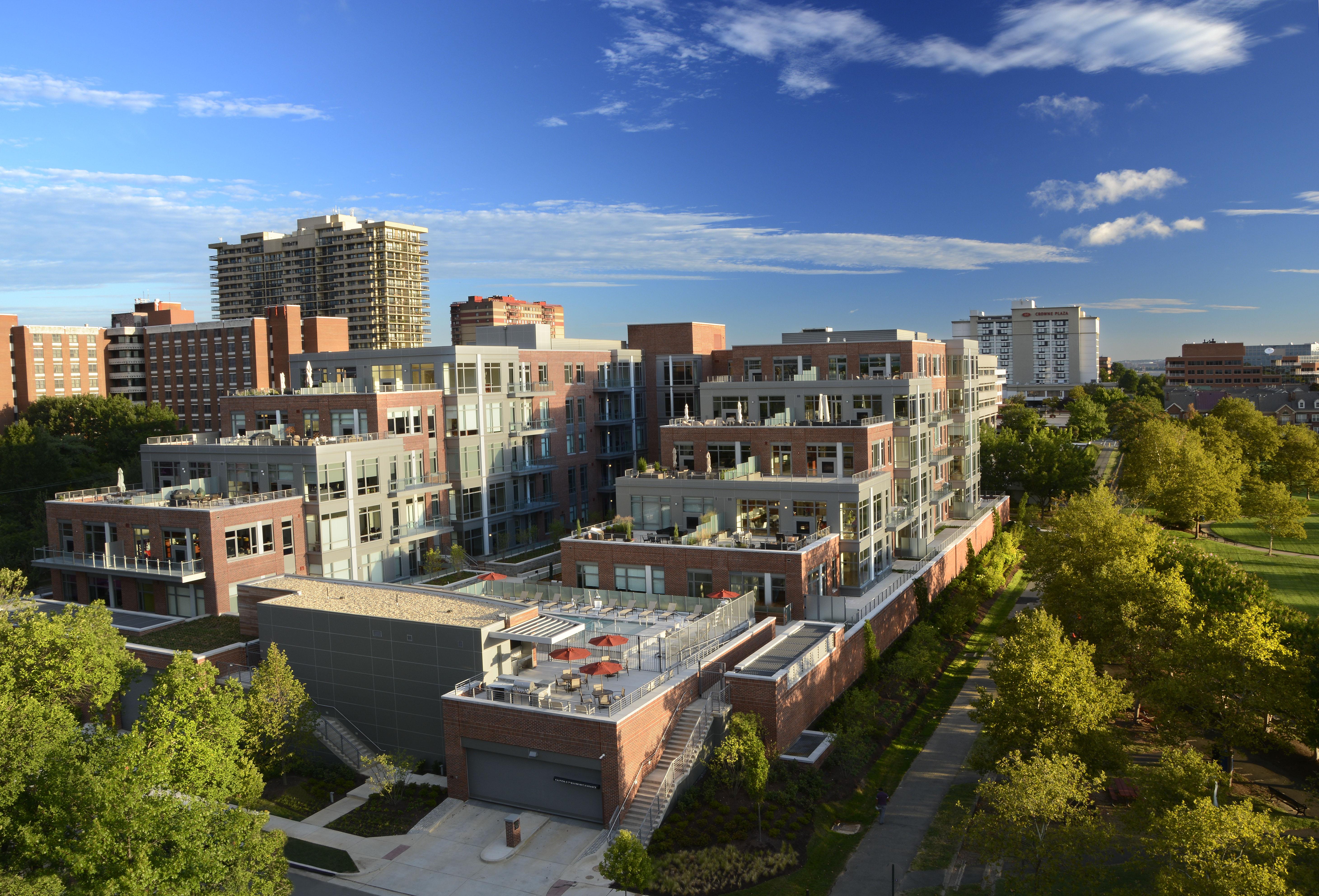 Oronoco Waterfront Residences Architect Magazine